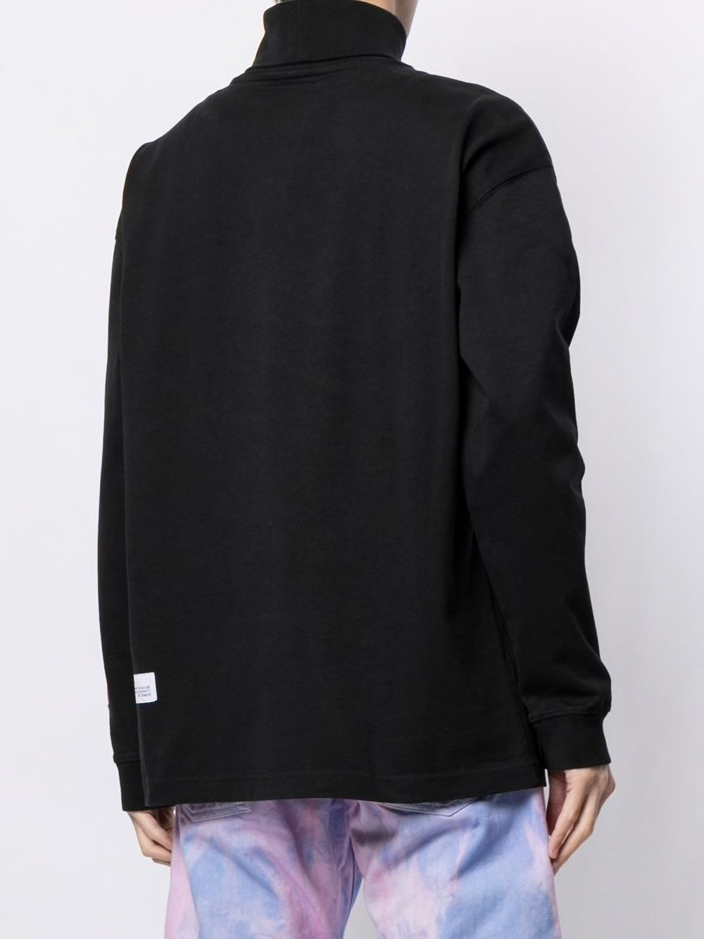 HERON PRESTON MEN LS ROLL NECK CTNMB