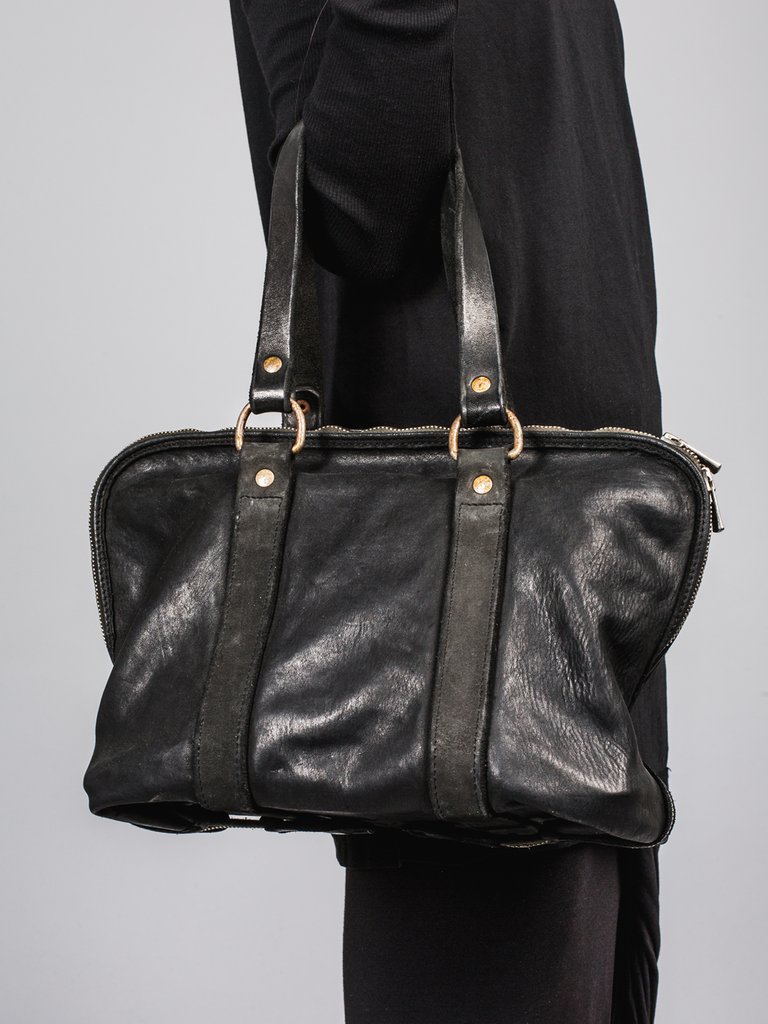 GUIDI CLASSIC HANDLE BAG
