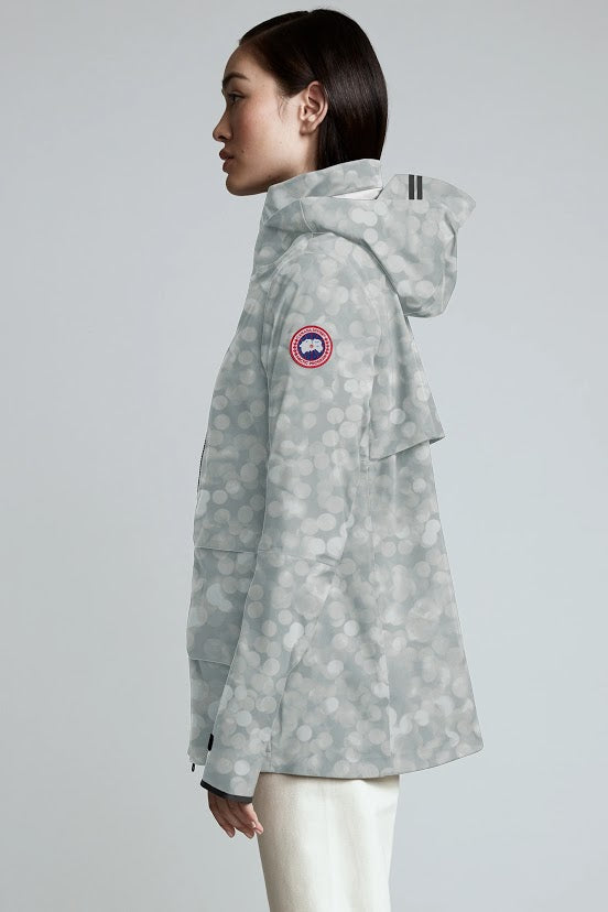 CANADA GOOSE WOMEN PRINTED PACIFIC JACKET