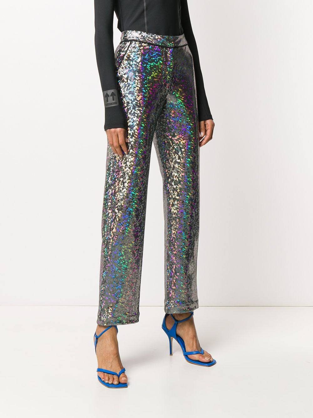 KIRIN WOMEN MOSAIC SUIT PANTS