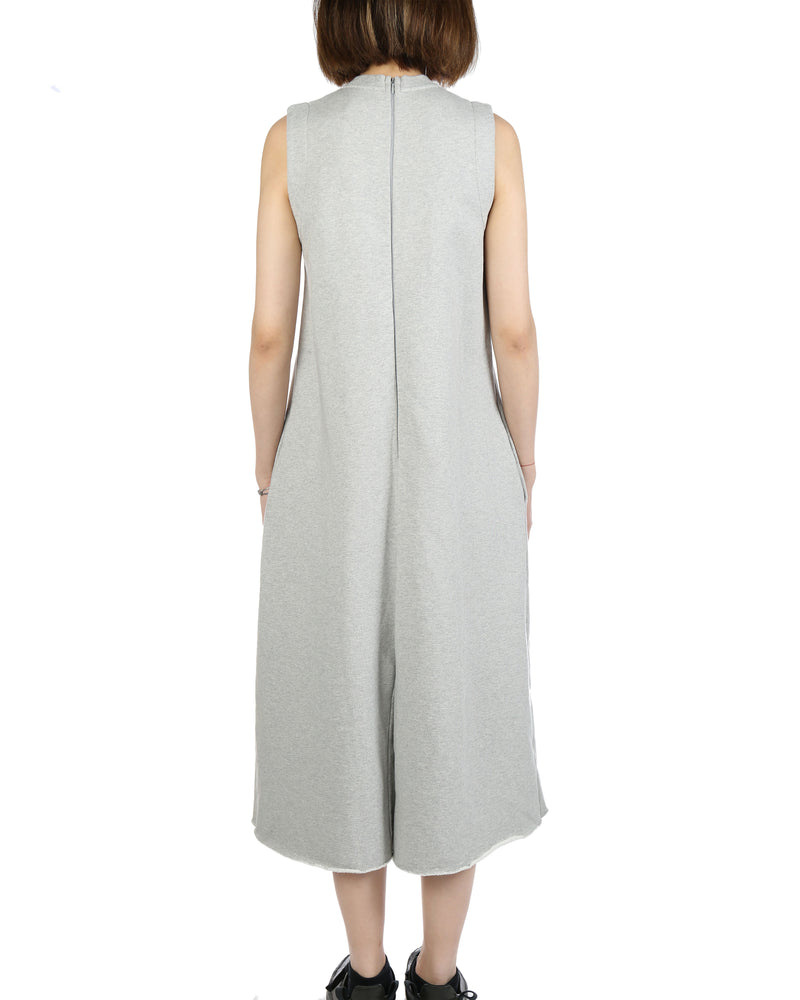 VETEMENTS WOMEN SLEEVELESS OVERSIZED JUMPSUIT
