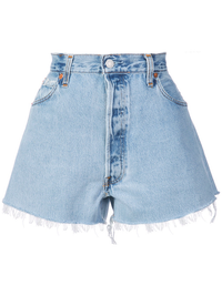 RE/DONE WOMEN DENIM SHORTS