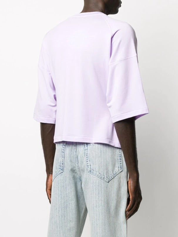 AMBUSH UNISEX BOX CROPPED T-SHIRT