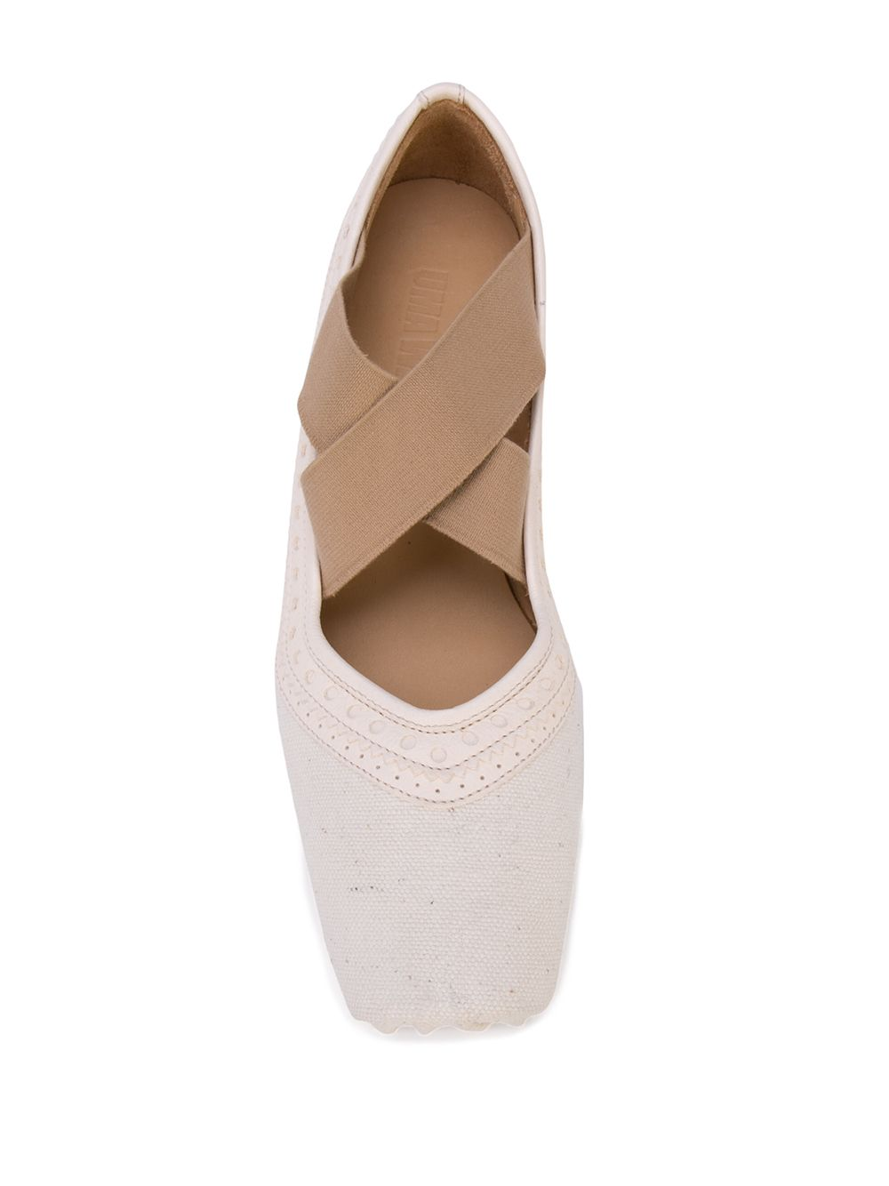 UMA WANG WOMEN BALLERINA SHOES