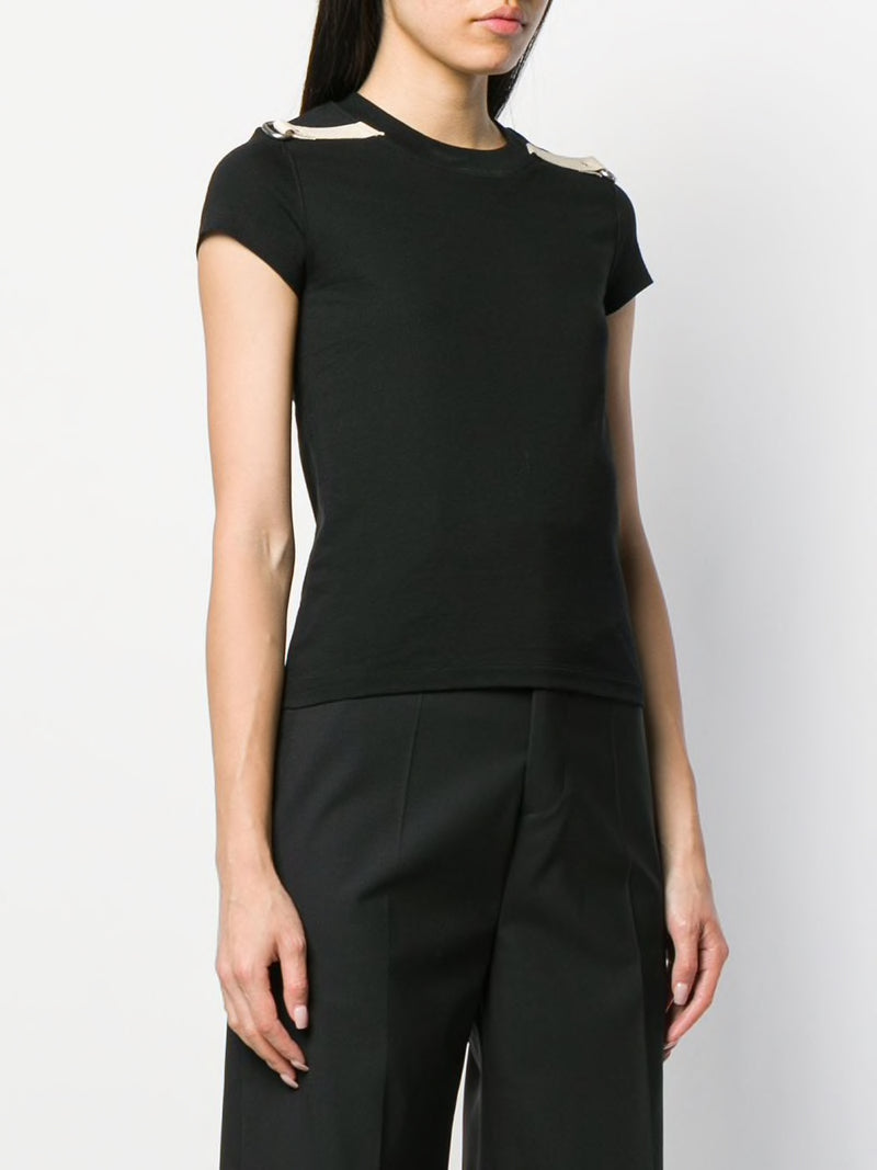 RICK OWENS WOMEN SMALL TEE