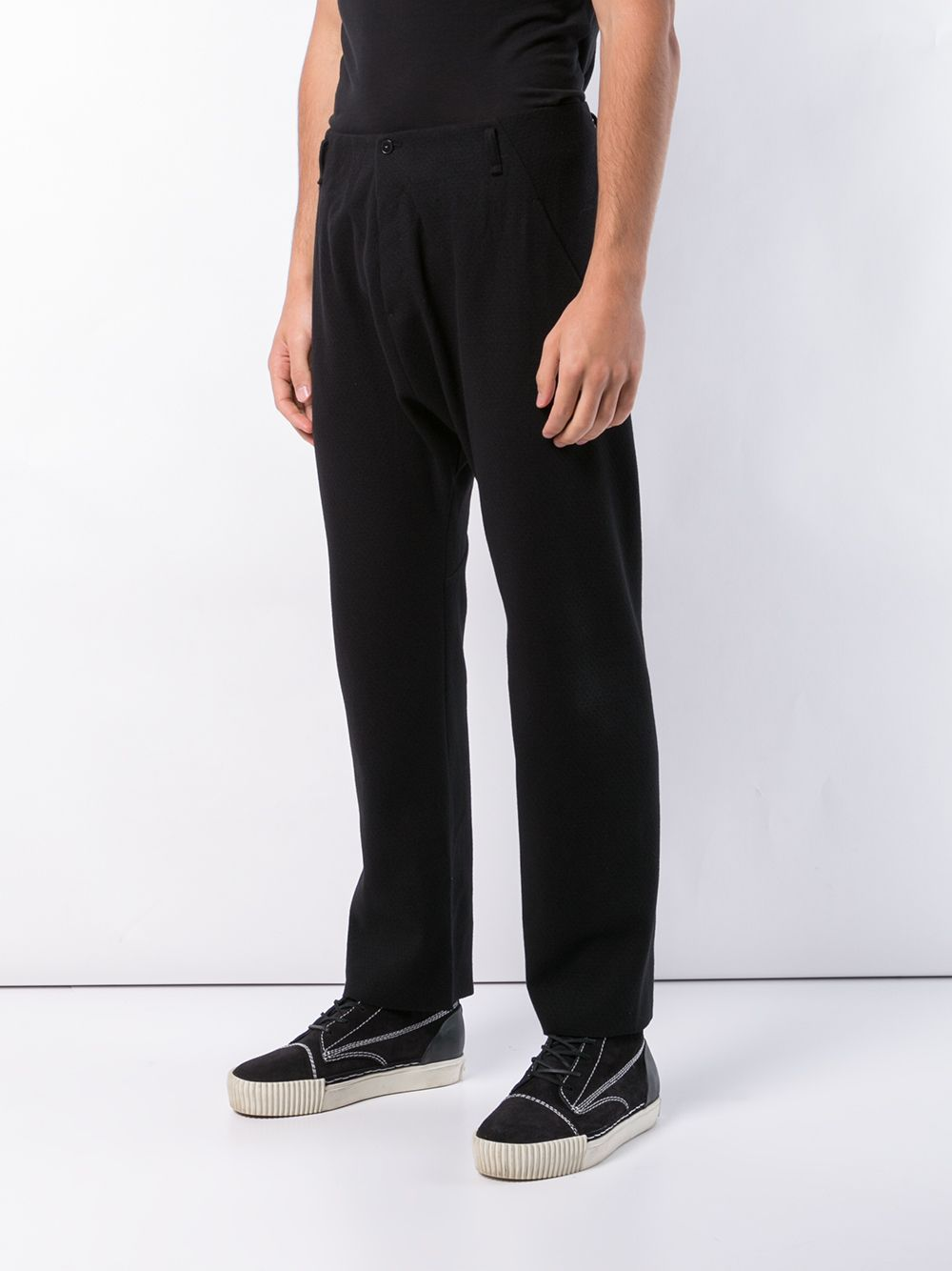 MA+ MEN LOW CROTCH 2 POCKET PANTS