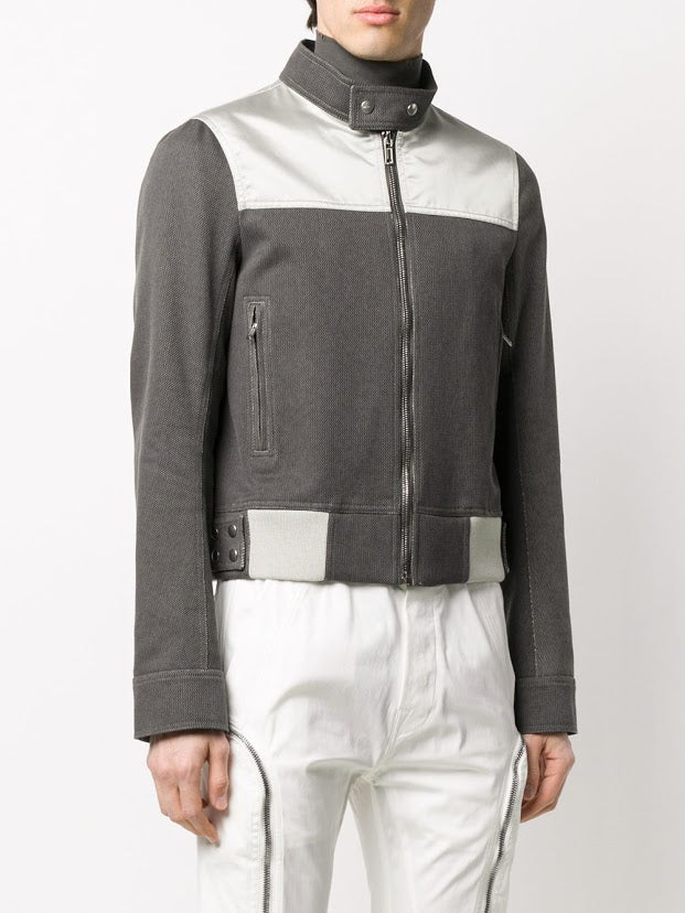RICK OWENS MEN GLITTER JACKET