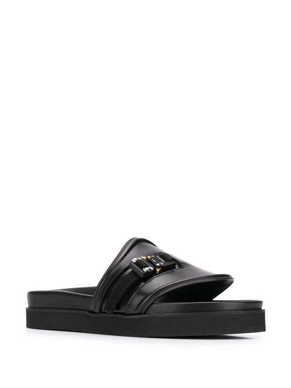 1017 ALYX 9SM MEN SLIDES WITH BUCKLE
