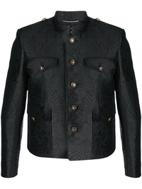 SAINT LAURENT MEN SAHARIENNE MILITARY JACKET