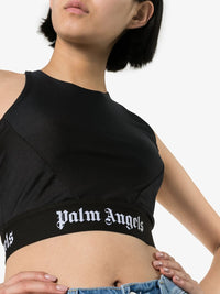 PALM ANGELS WOMEN TAPE TOP