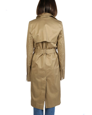 VETEMENTS WOMEN TRENCH COAT