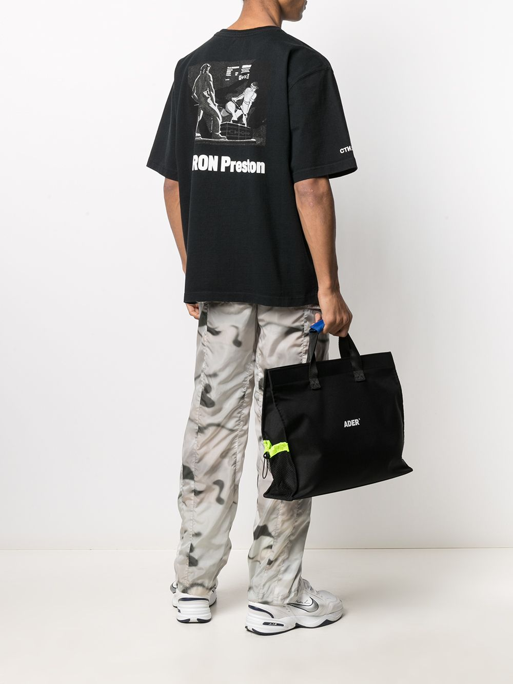 HERON PRESTON MEN SS TEE ES REG METAL WORKERS