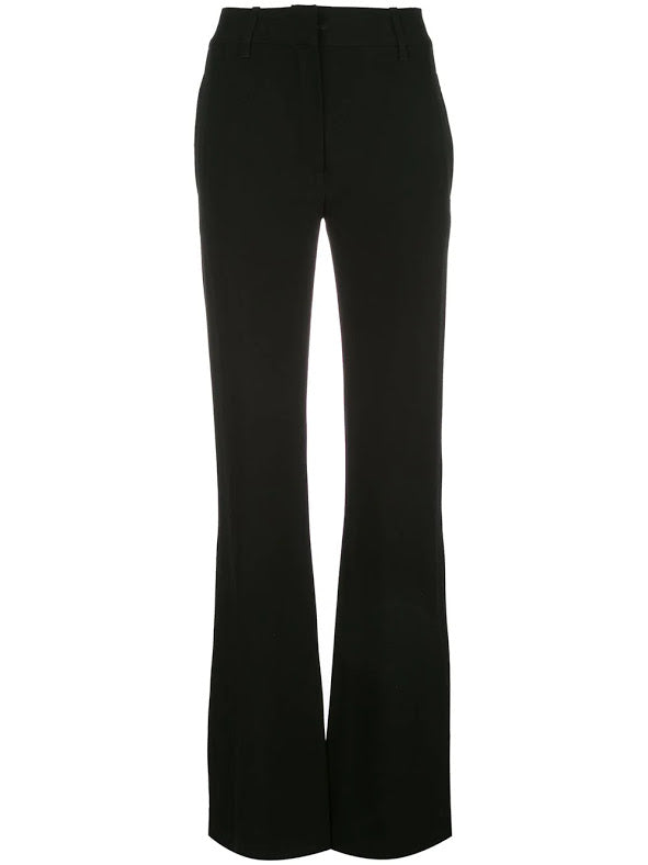 ANN DEMEULEMEESTER WOMEN WOOL VISCOSE TROUSER