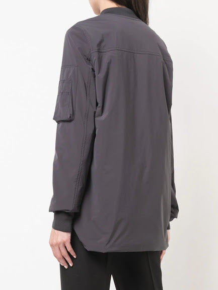 RICK OWENS WOMEN WEDGE BOMBER