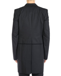 DEEPTI VULCANISED LONG JACKET