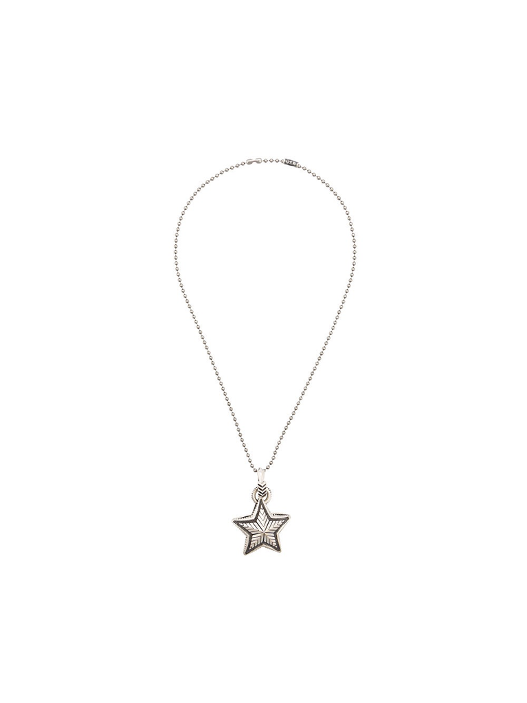 CODY SANDERSON REVERSIBLE STAR WITH ARROW BAIL PENDANT