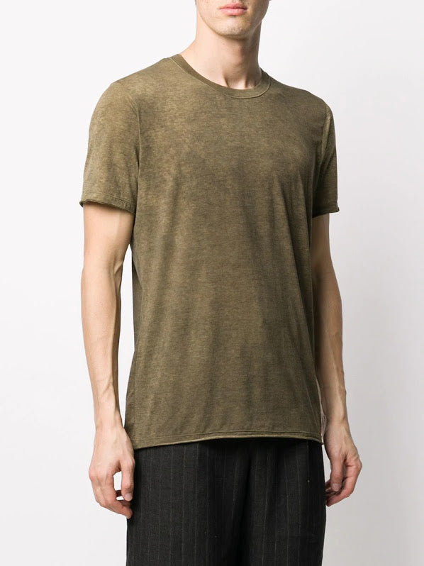UMA WANG MEN SHORT SLEEVES TOP
