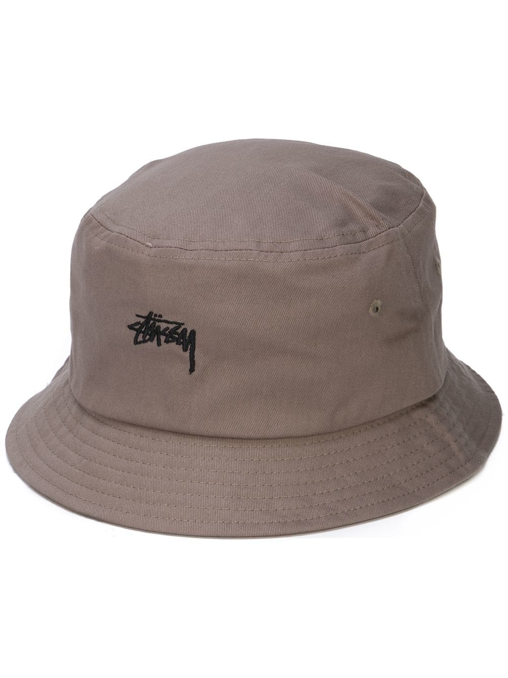 STUSSY MEN STOCK BUCKET HAT