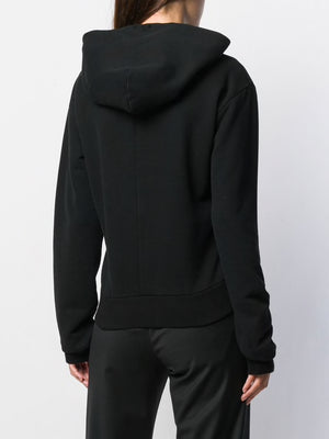 UNRAVEL PROJECT WOMEN OFFICIAL B TERRY PINTUCK HOOD