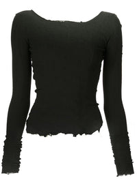 MARC LE BIHAN WOMEN OPEN BACK TOP