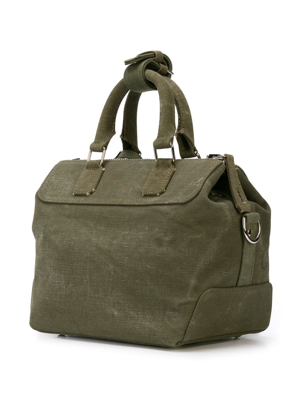 6cf873800242 READYMADE VINTAGE MILITARY DUFFLE MINI GYM BAG – Atelier New York