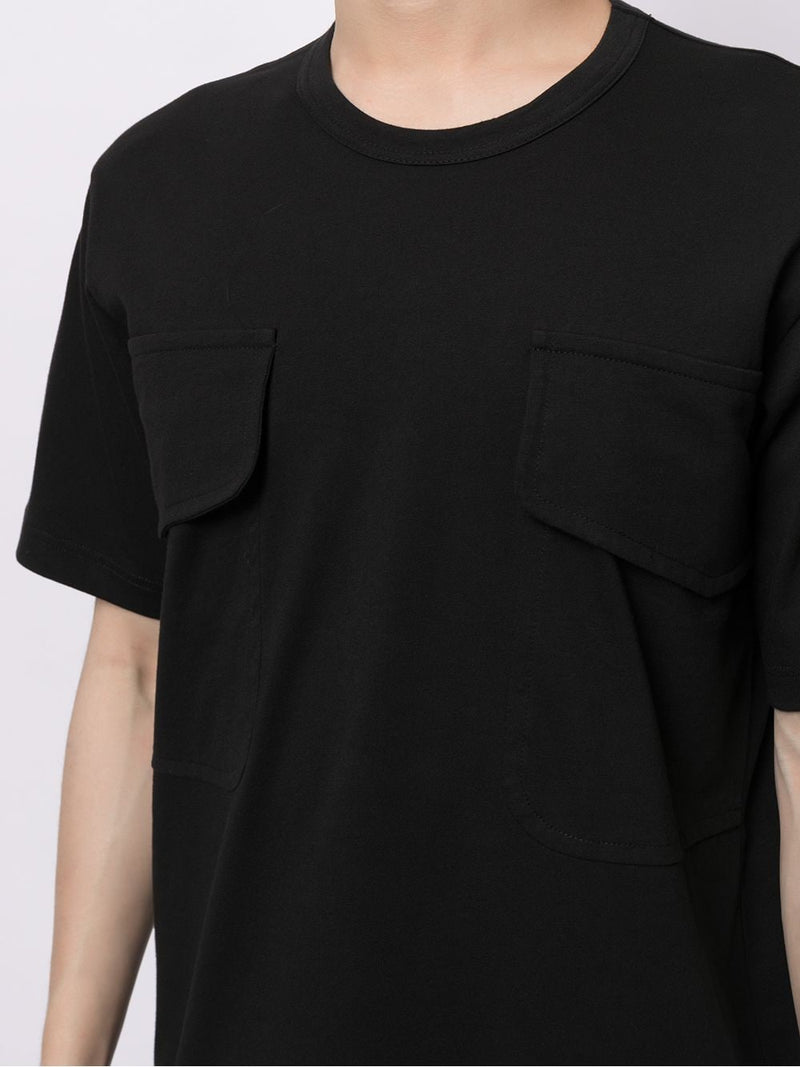 COMME DES GARCONS SHIRT MEN POCKET COTTON T-SHIRT
