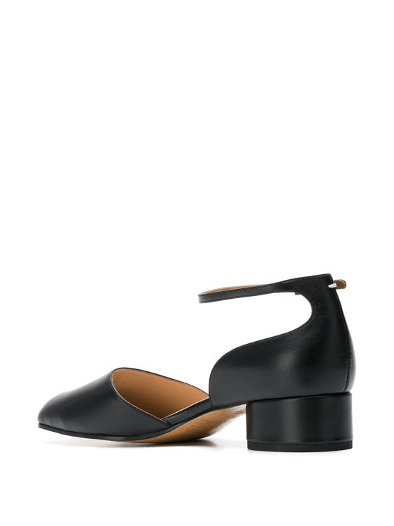 MAISON MARGIELA WOMEN TABI ANKLE STRAP TABI SHOES