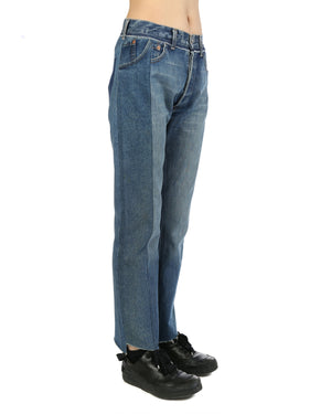 VETEMENTS ARTISANAL LEVIS JEANS