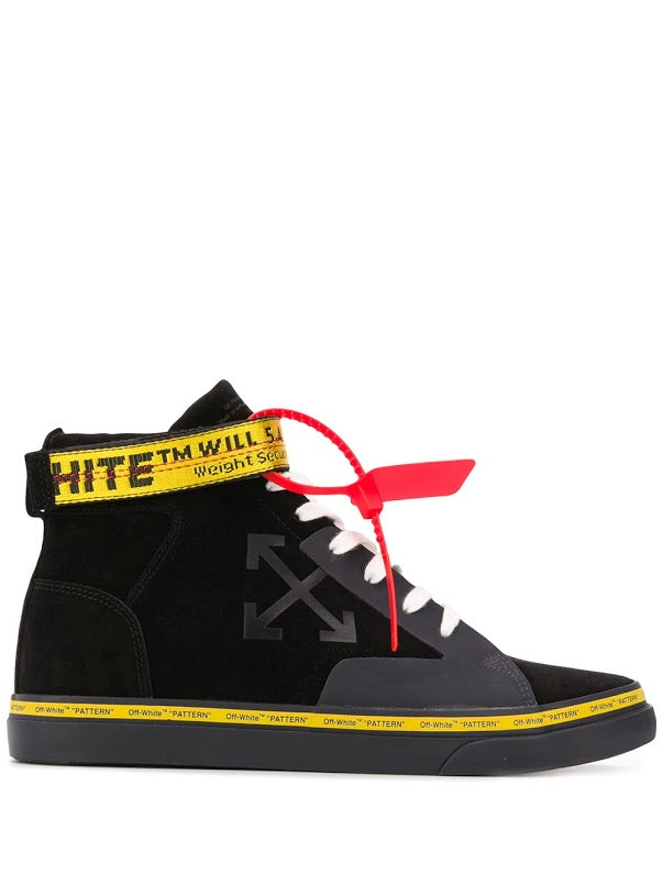 OFF-WHITE MEN VULC MID SKATE SNEAKERS