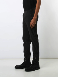 MA+ MEN ZIPPED LEG TIGHT PANTS