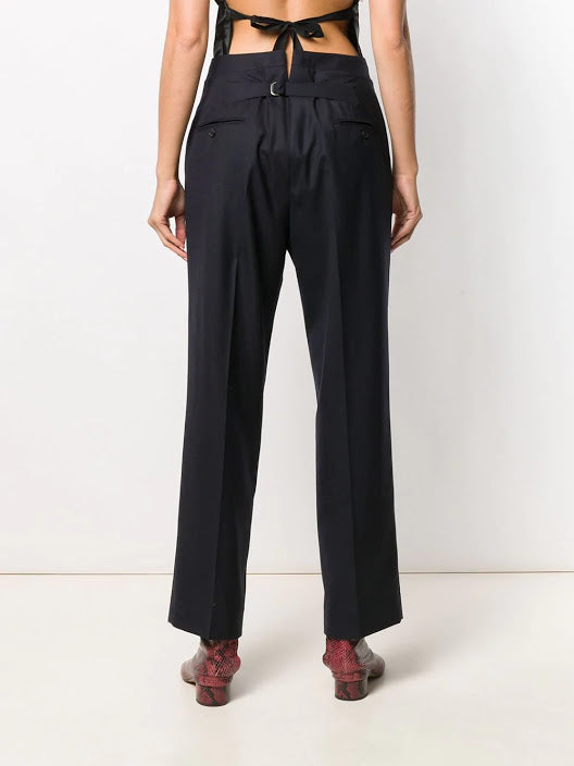 MAISON MARGIELA WOMEN TAILORED PANTS