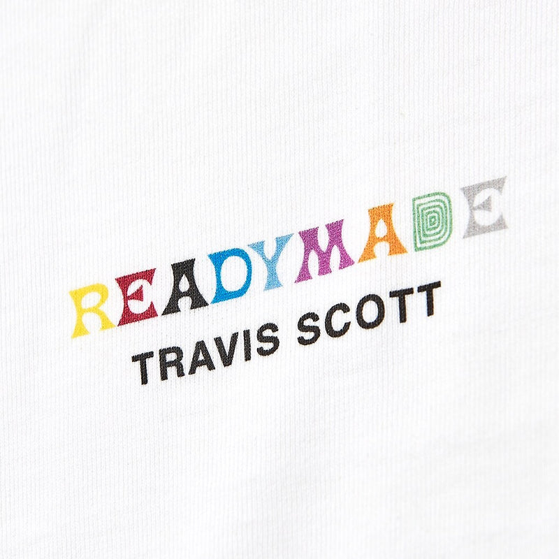 READYMADE TRAVIS SCOTT 3 PACK T-SHIRTS