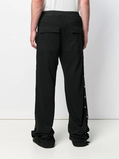 RICK OWENS DRKSHDW MEN EASY PUSHERS PANTS