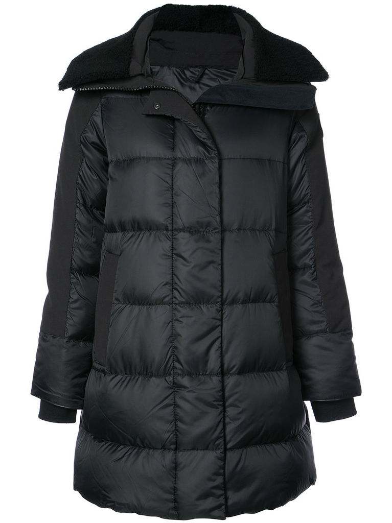 CANADA GOOSE WOMEN BLACK LABEL ALTONA COAT 3207LB 61