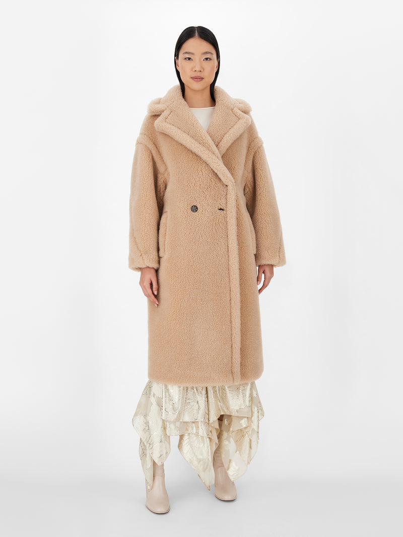 MAX MARA WOMEN'S TEDDY COAT