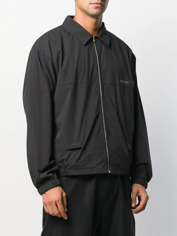 AMBUSH UNISEX ZIP UP COACH JACKET