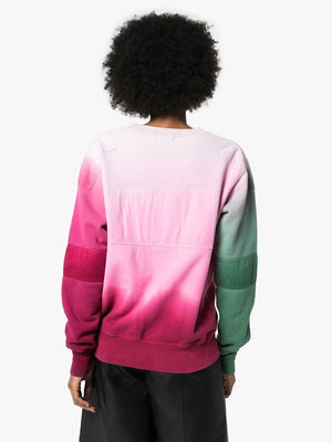 AMBUSH UNISEX NEW PATCHWORK SWEATSHIRT