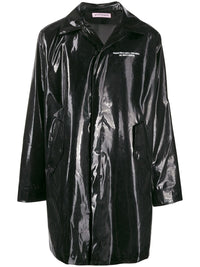 PALM ANGELS MEN PALM X PALM RAINCOAT