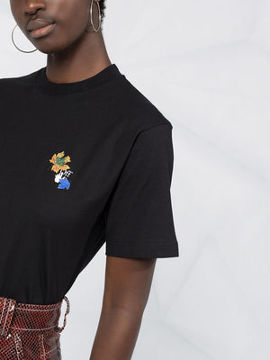 OFF-WHITE WOMEN LEAVES ARROW CASUAL TEE