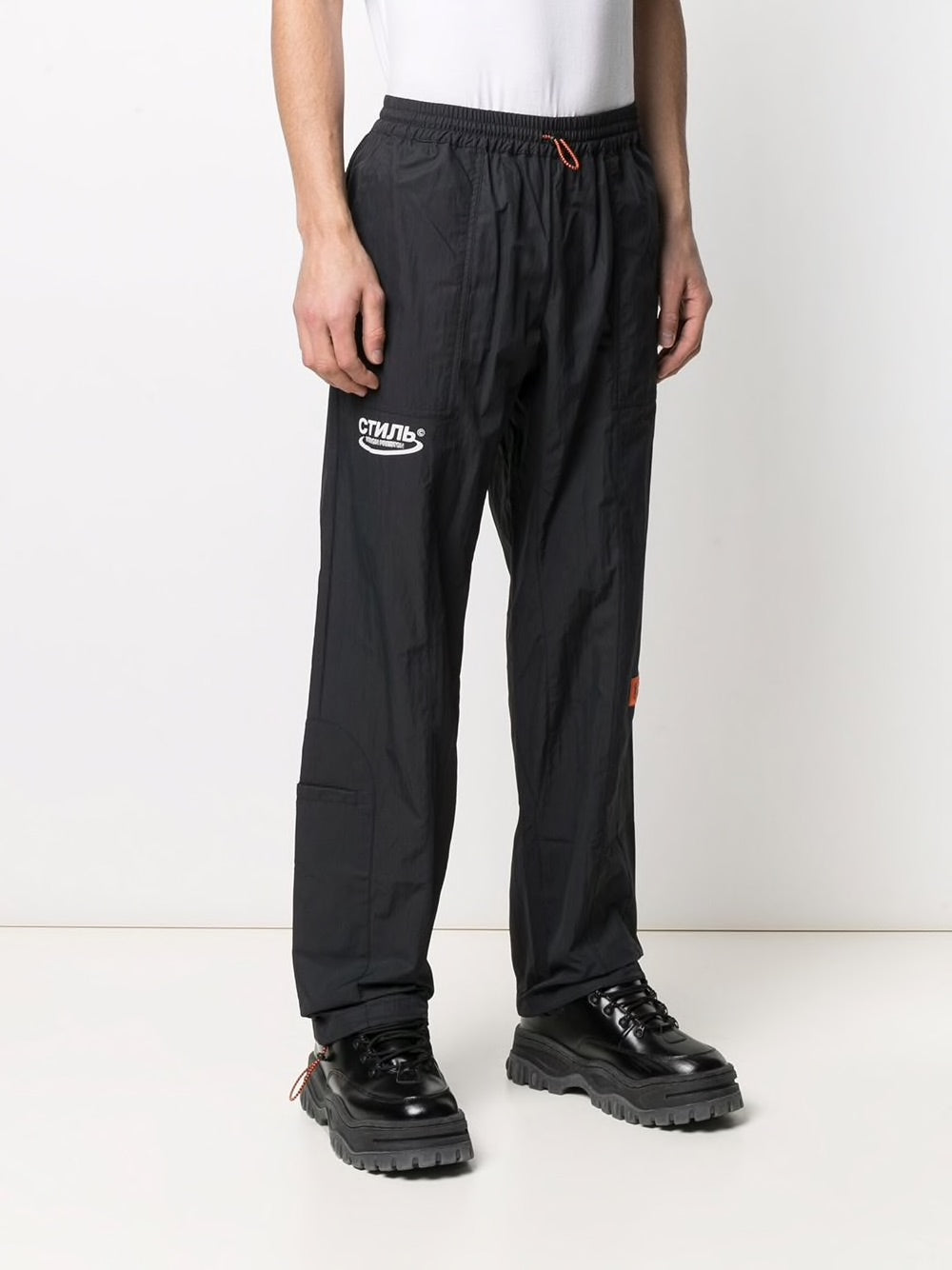HERON PRESTON MEN CTNMB NYLON PANTS
