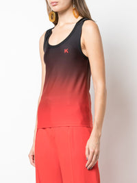 KWAIDAN EDITIONS WOMEN PRINTED TANK TOP