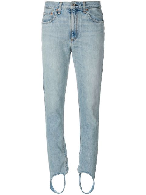 RAG&BONE WOMEN OLIVIA STIRRUP DENIM