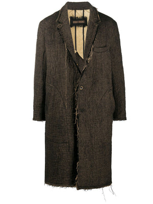 UMA WANG MEN COLTON COAT