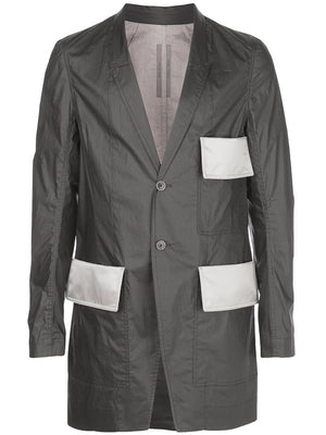 RICK OWENS MEN ISLAND JACKET