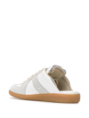 MAISON MARGIELA WOMEN GERMAN TRAINER SLIP ON SNEAKERS