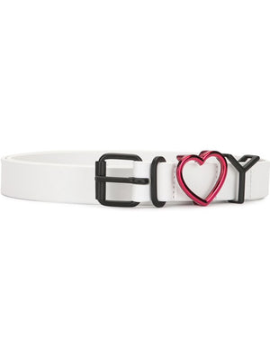 Y/PROJECT UNISEX Y HEART BELT