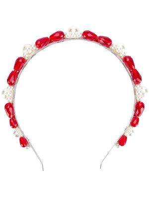 SIMONE ROCHA WOMEN DAISY HAIRBAND