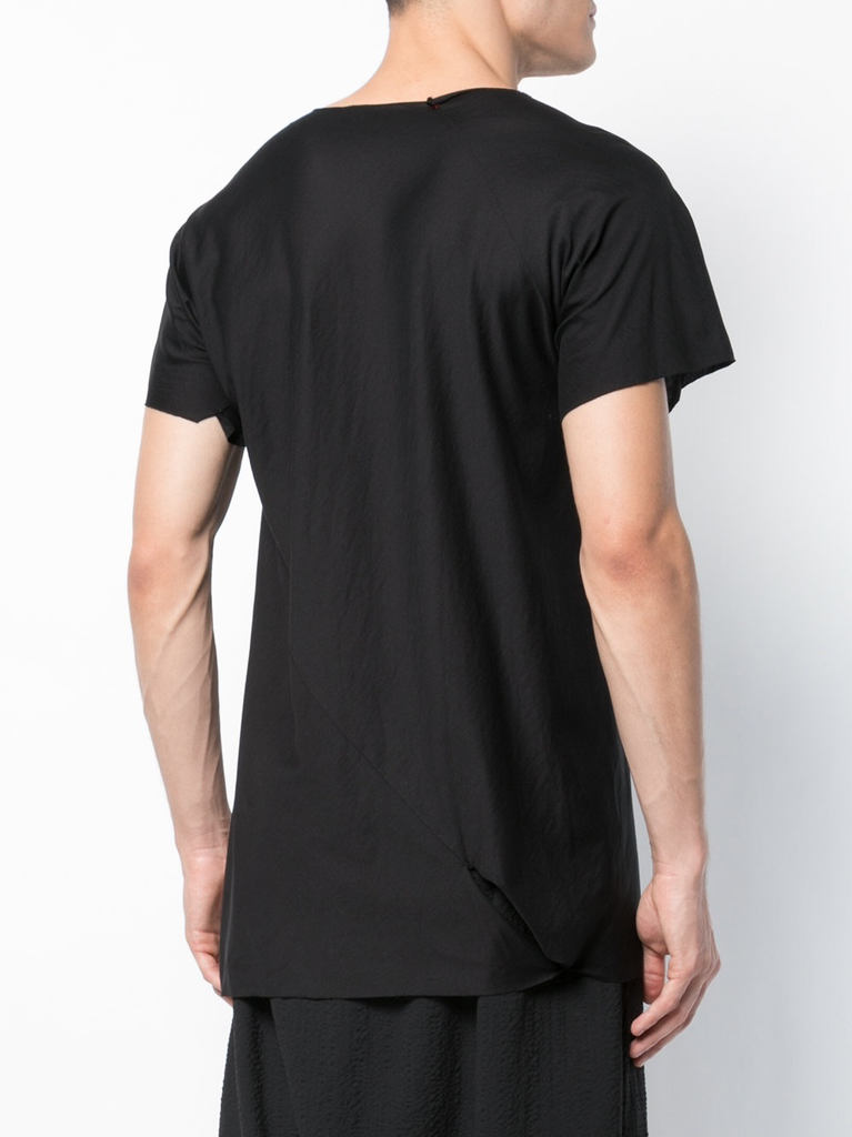 MA+ MEN SHORT SLEEVE SPIRAL T-SHIRT
