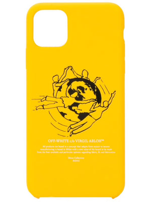 OFF-WHITE WORLDW IPHONE 11 PRO MAX COVER
