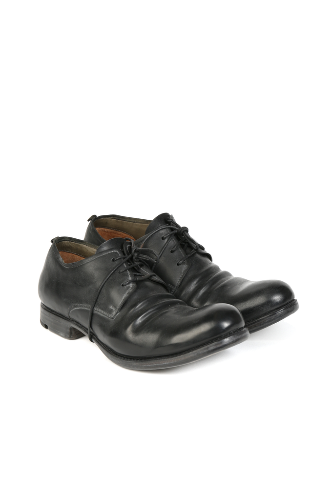 LAYER-0 MEN CORDOVAN LEATHER GOODYEAR DERBY